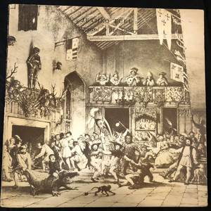 Jethro Tull ‎– Minstrel In The Gallery