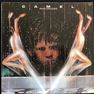Camel ‎– Rain Dances