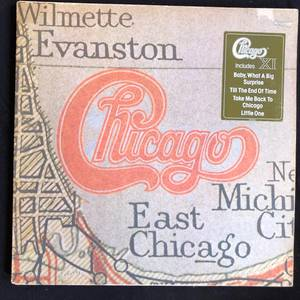 Chicago ‎– Chicago XI