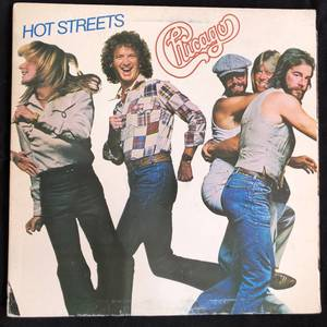 Chicago ‎– Hot Streets
