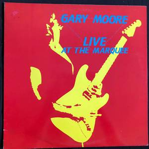 Gary Moore ‎– Live At The Marquee