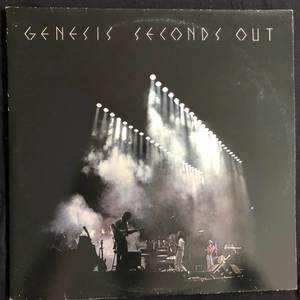 Genesis ‎– Seconds Out
