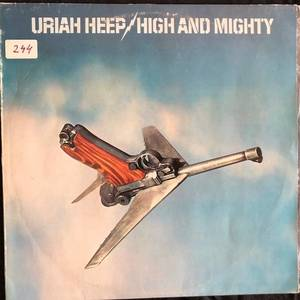 Uriah Heep ‎– High And Mighty