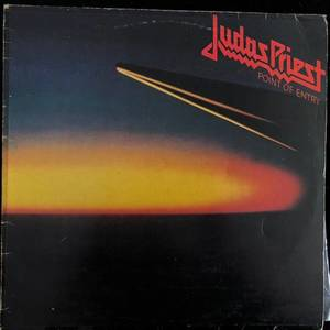 Judas Priest ‎– Point Of Entry