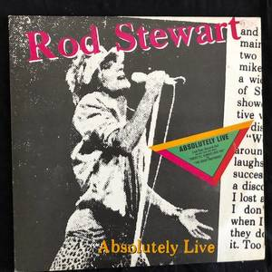 Rod Stewart ‎– Absolutely Live