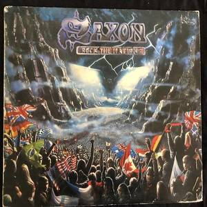 Saxon ‎– Rock The Nations