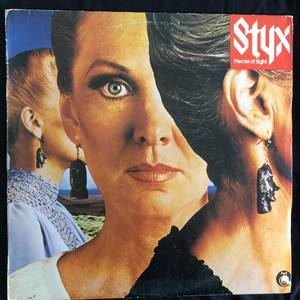 Styx ‎– Pieces Of Eight