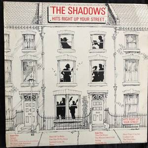 The Shadows ‎– Hits Right Up Your Street