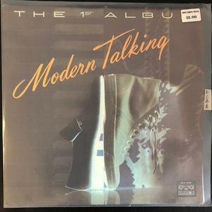 Modern Talking ‎– The 1st Album