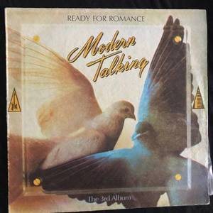 Modern Talking ‎– Ready For Romance - The 3rd Album