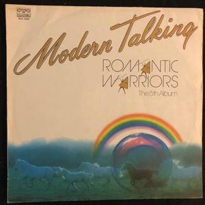 Modern Talking ‎– Romantic Warriors - The 5th Album