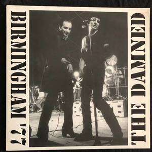 The Damned ‎– Birmingham '77