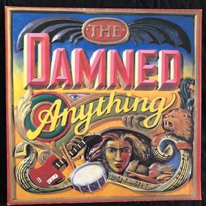 The Damned ‎– Anything